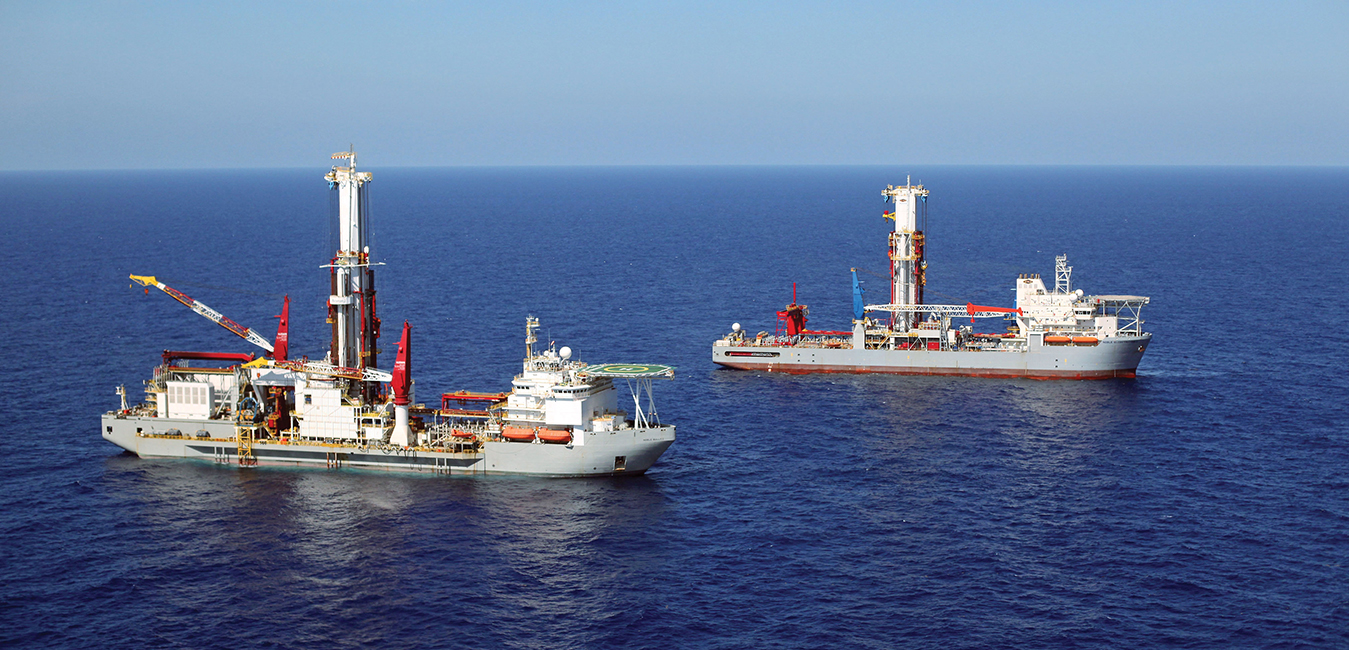 Drilling Ships